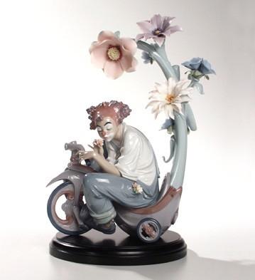 LladroA World Of Magic Le1000 2003Porcelain Figurine