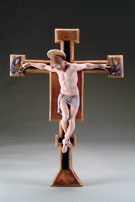 Giuseppe Armani Crucifix After Giotto