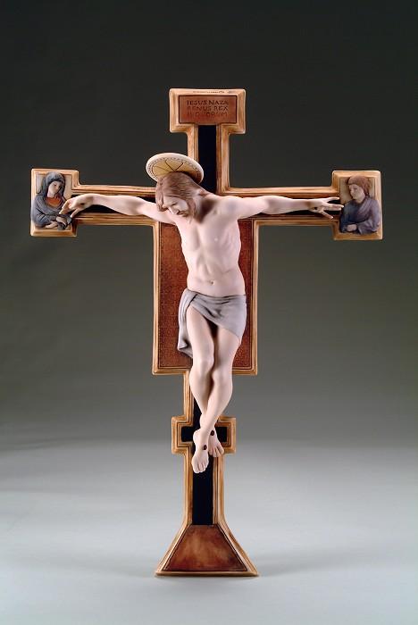 Giuseppe ArmaniCrucifix After Giotto