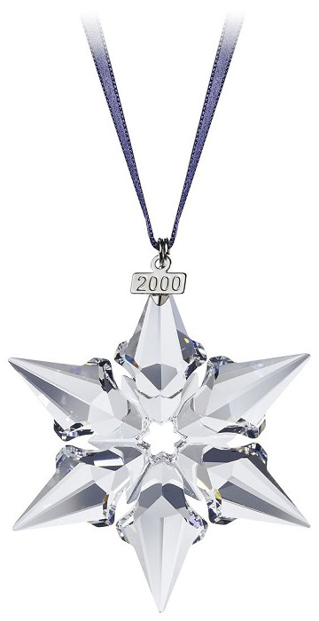 Swarovski Crystal2000 Swarovski Snowflake Ornament