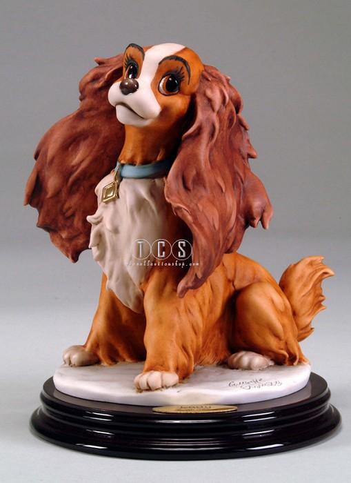Giuseppe ArmaniLady (from Lady & The Tramp)