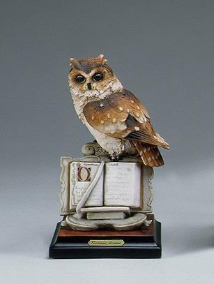 Giuseppe ArmaniWise Owl