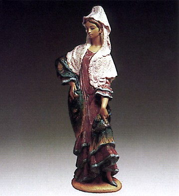 LladroCarmen 1978-81Porcelain Figurine