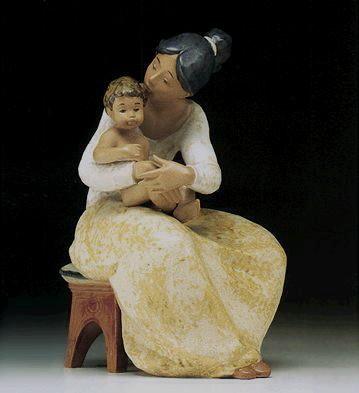 LladroThe Greatest Love 1989-97Porcelain Figurine