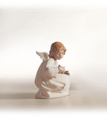 Retired Lladro Seaside Angel