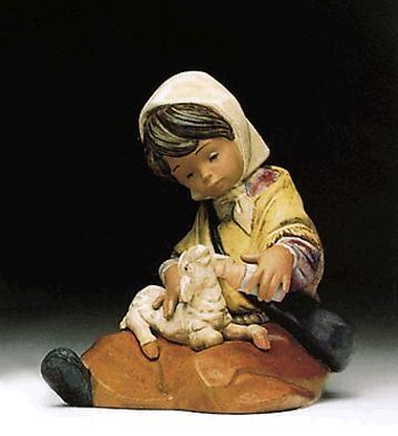 LladroNew Lamb 1992-99 ***