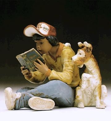 Lladro Learning Toguether 1993-97