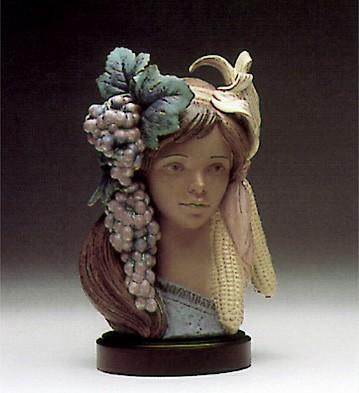 LladroAutumn Glow Le 1500 1993-97Porcelain Figurine