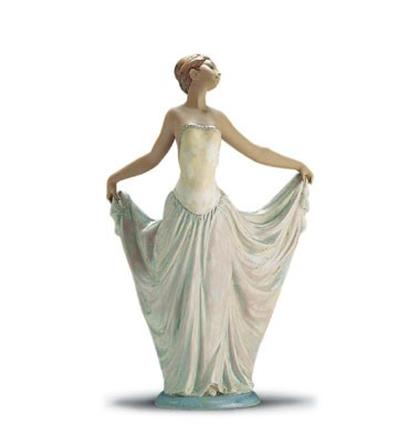 Lladro Dancer 1994-2001 Porcelain Figurine