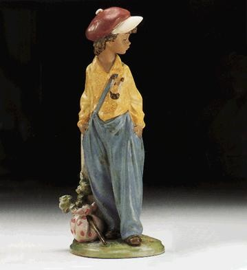 Lladro The Wanderer 1994-99