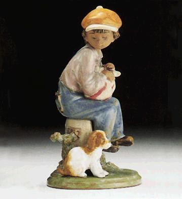 Lladro My Best Friend 1994-99