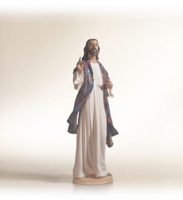 LladroThe Holy TeacherPorcelain Figurine