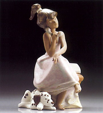 Lladro Chit Chat 1995-99