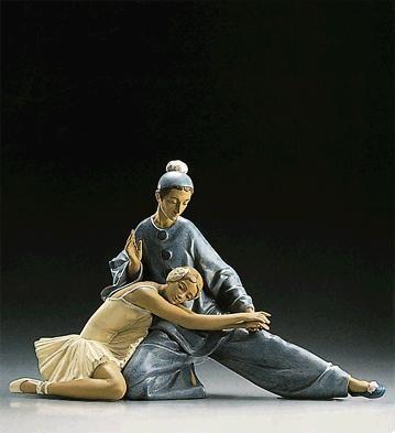 LladroClosing Scene 1995-99Porcelain Figurine