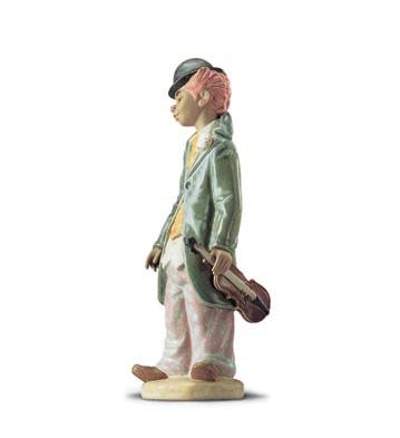 LladroCircus Sam 1995-01Porcelain Figurine