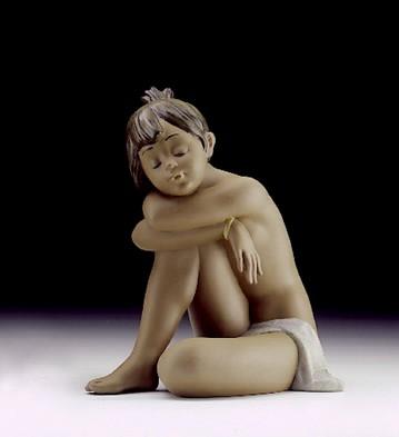 LladroI'm Sleepy 1997-2000***Porcelain Figurine