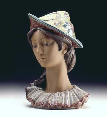 Retired Lladro Colombina