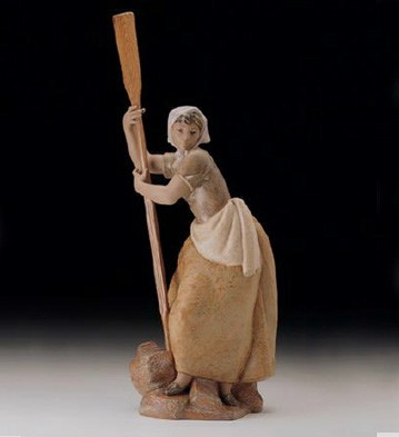 LladroLow Tide 1998-2000Porcelain Figurine