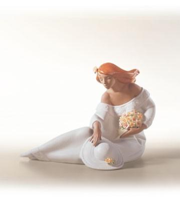 LladroMiddayPorcelain Figurine