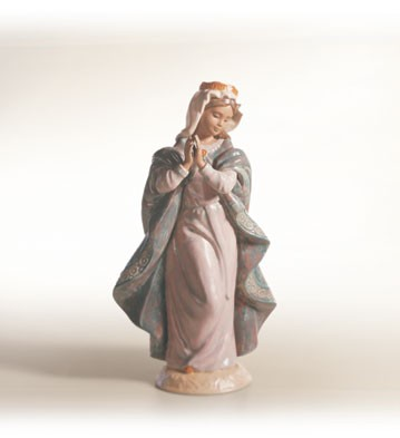 Retired Lladro Young Mary