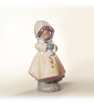 Retired Lladro Hug Me Tight 2001-04