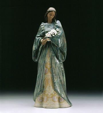 LladroSincerity  2001-03Porcelain Figurine