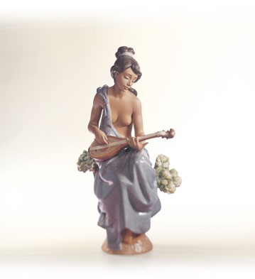 Retired Lladro Music From My Heart 2001-04