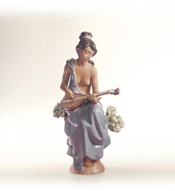 LladroMusic From My Heart 2001-04Porcelain Figurine