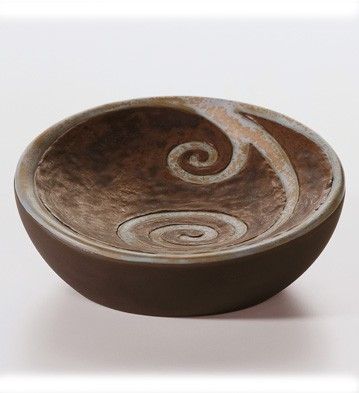 Lladro Bowl Pulse Of Africa