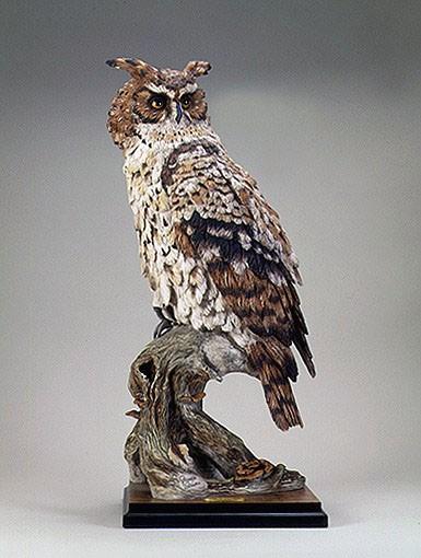 Giuseppe ArmaniWisdom - Owl