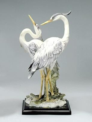 Giuseppe ArmaniPair Of Herons