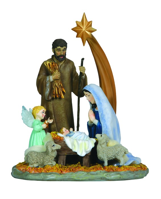 Pipka Holy Night Nativity