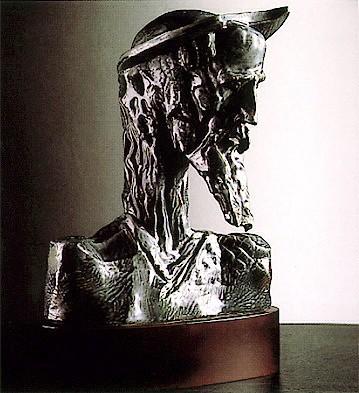 LladroDon Quixote Le200 White 1986-88