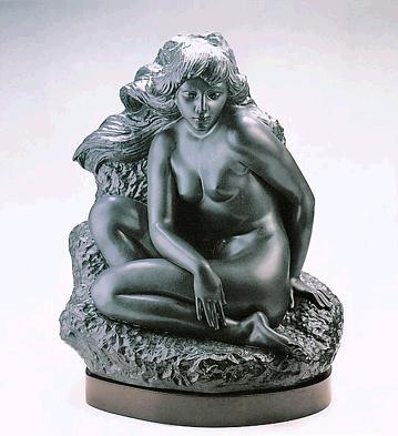 LladroNude Innocence Le500 1987-98Porcelain Figurine