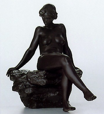 LladroDanae Le300 1994Porcelain Figurine