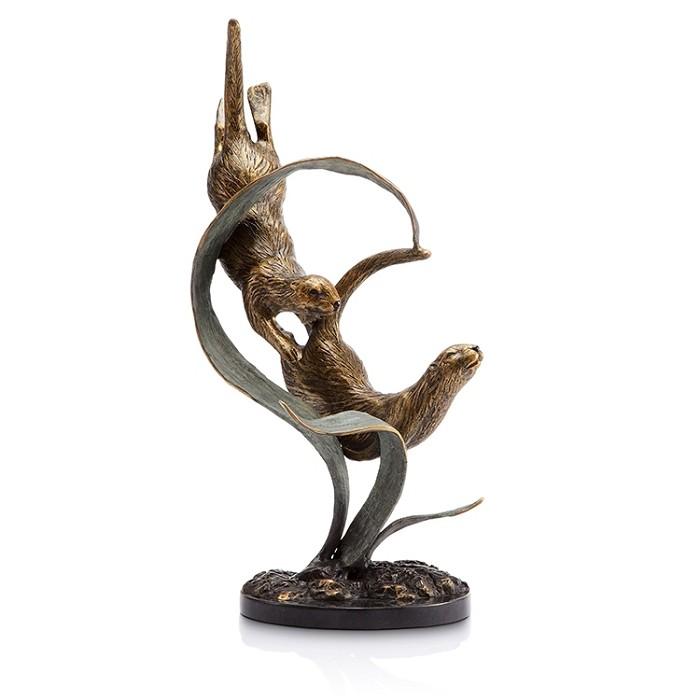 SPI SculpturesDeep Divers Otters