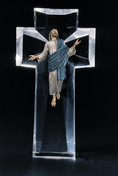 Christopher PardellThe Ascent-BronzeMixed Media Sculpture