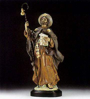 Lladro St. James The Apostle Le1000 1994-96