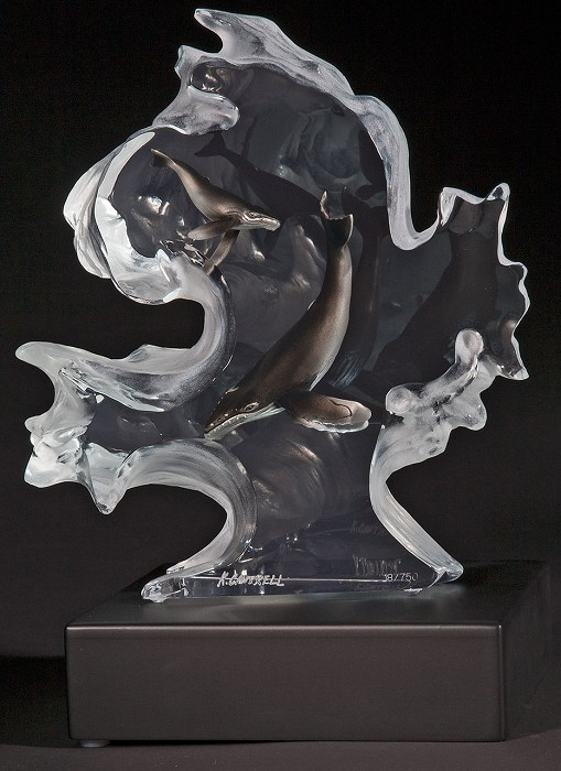 Kitty CantrellMother Nature Artist ProofMixed Media Sculpture