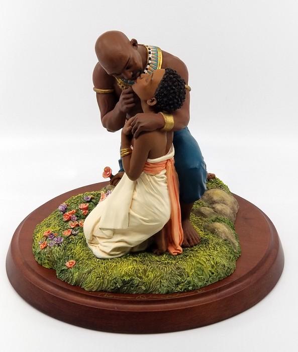 Ebony VisionsThe Kiss