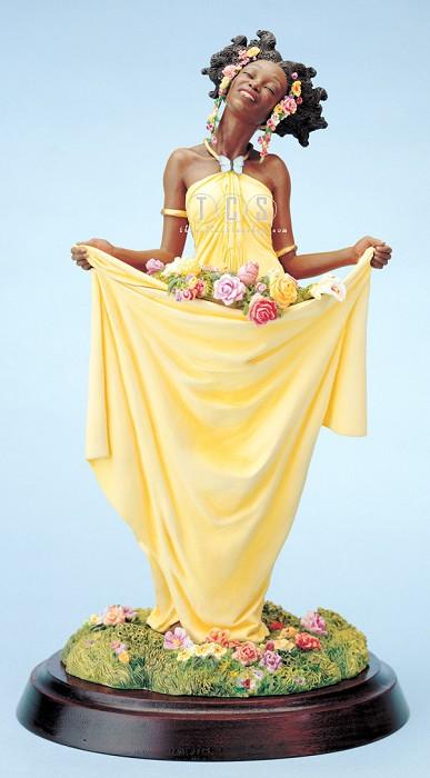 Ebony VisionsSpring Signed