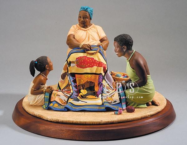 Ebony VisionsThe Threads That Bind