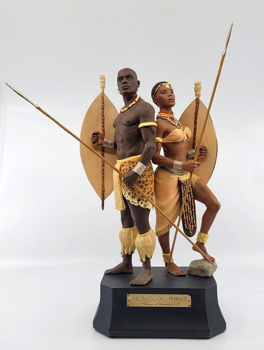 Ebony VisionsThe Protectors Of Freedom