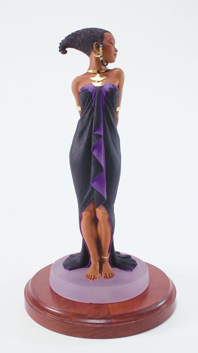 Ebony VisionsEvening Rose Limited Edition Signed