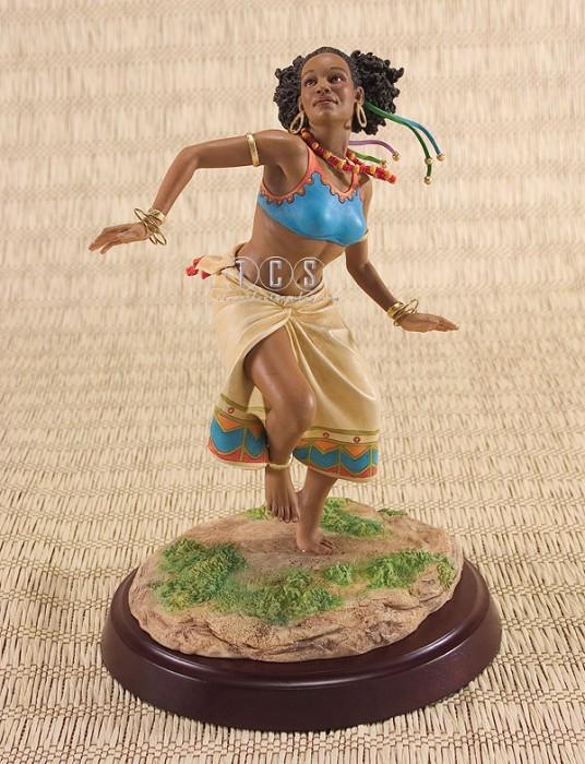 Ebony VisionsThe Dancer