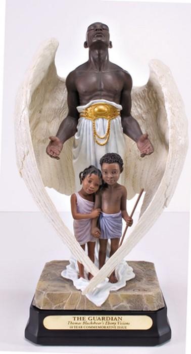 Ebony VisionsThe Guardian 10-Year Commemorative Issue