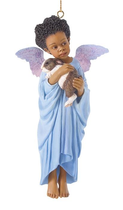 Ebony VisionsBunny Hug 2006 Annual Ornament