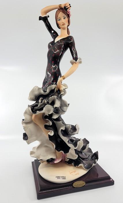 Giuseppe Armani Flamenco Dancer 389c N A Sculpture