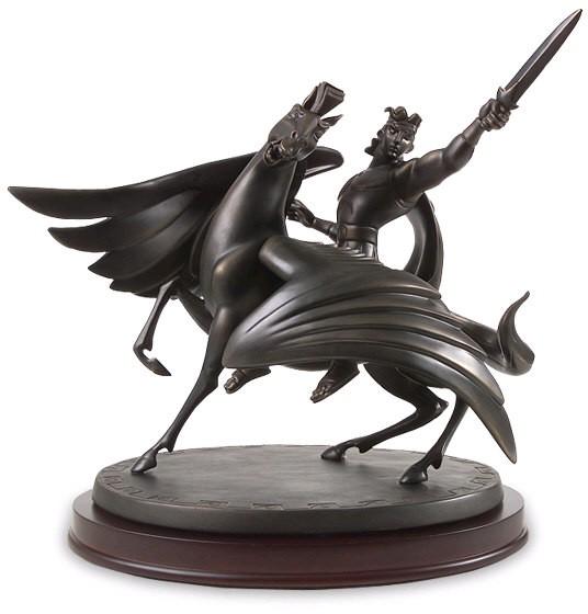 WDCC Disney ClassicsHercules And Pegasus Defiant Gallery Edition