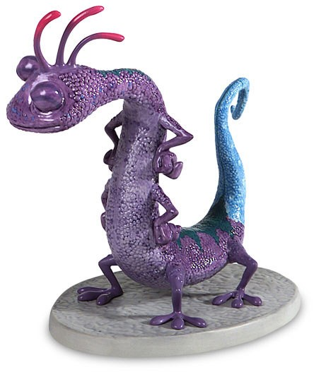 WDCC Disney Classics Monsters Inc Randall Slithery Scarer